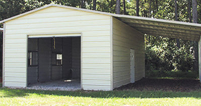 Steel Buildings and Metal Carports