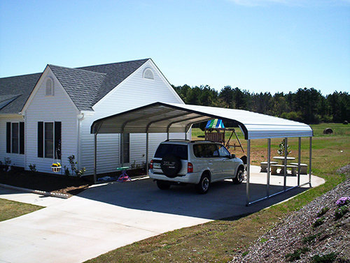 Portable Metal Steel Carports Buildings And More